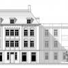 Appartementengebouw Apeldoorn - achtergevel