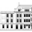 Appartementengebouw Apeldoorn - hoofdgevel