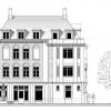 Appartementengebouw Apeldoorn - zijgevel