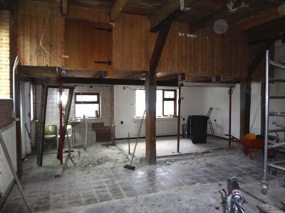 Deel Twentse boerderij Enschede huidig 1
