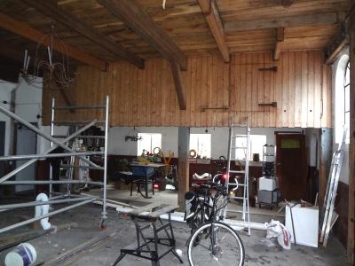 Deel Twentse boerderij Enschede huidig 2