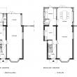 Verbouwing Apeldoorns Huisje - plattegrond BG